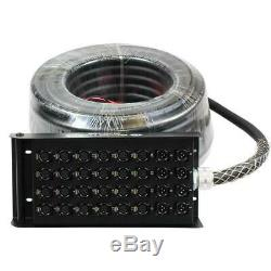 100 Ft XLR Audio Snake Stage Cable Box 24 Female Channel by 8 Male Returns