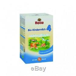 10-BOXES Holle Organic Baby Infant Formula Stage 4- FREE Shipping EXP 6/2020