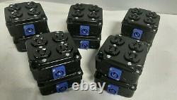 10 Pack, Powercon Stage Quad Box Black