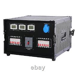 12 Channel Power Distro Box Power Distributor Stage DJ Lighting Party Event Show