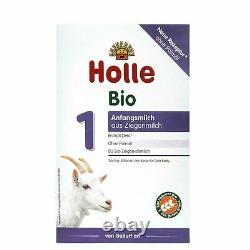 15 Boxes Holle Goat Stage 1 New Formula Holle Goat 1 Organic Exp. 3/1/2022+