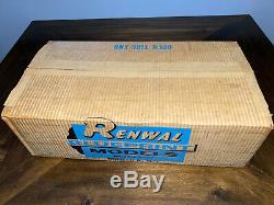 1958 Renwal Blueprint Vanguard 3 Stage Missile ORIGINAL STORE DISPLAY WITH BOX