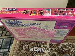 1978 Barbie Superstar Stage Show NEW IN ORIGINAL SEALED BOX FROM 1978! HTF