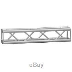 3.28FT 1M 8x8 Aluminum Box Truss Lite Duty Square Trussing Segment Stage Light