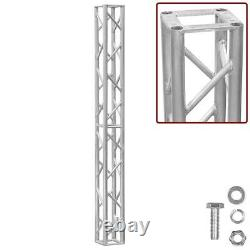 6.56FT 2M 8x8 Aluminum Square Box Truss Trussing Segment Lite Duty Stage Light