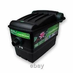 9W Mini-Pond 6-Stage Box Filter 12000 Litre Model with UV Clarifier