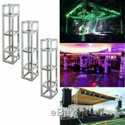 9.8Ft Lighting Frame Stage Truss Box Square Trussing Segment DJ Commercial Truss