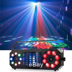 ADJ American DJ Boom Box FX2 4-in-1 FX LED DJ & Stage Light with Laser