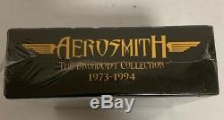 AEROSMITH The Broadcast Collection 1973-1994 Box Set 15 CD Set 2017 Sound Stage