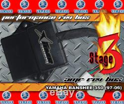 AMR Racing Performance CDI Rev Box Yamaha Banshee 350 ATV Parts 97-06 STAGE 3