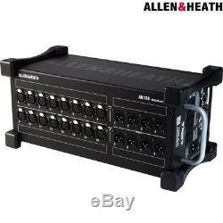 Allen & Heath AB168 Portable AudioRack Audio Interface Stage Box for Qu ME GLD