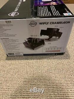 American DJ Wifly Chameleon Wash Light & Stage Effect Battery Powered New In Box