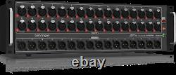 Behringer S32 32-Input Digital Stage box with Midas Mic Pre Amp //ARMENS//