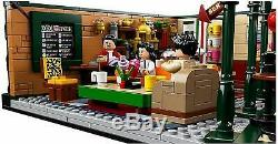 Brand New LEGO Ideas 21319 FRIENDS Central Perk 1070 pieces Limited Edition