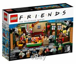 Brand New Sealed LEGO Ideas Central Perk (21319)