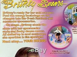 Britney spears concert stage in box good condition