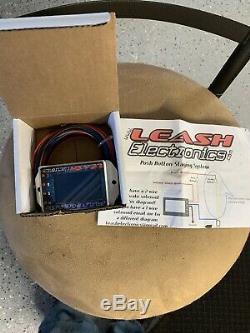 Bump Staging Trans Brake Box Leash Electronics