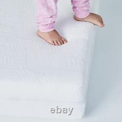 Bundle of Dreams Classic 6 2-Stage Baby Crib Mattress withOrganic Cover(Open Box)
