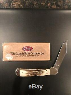 CASE XX Vintage V51549LSS Copperlock Stage Knife Unused In Original Box New