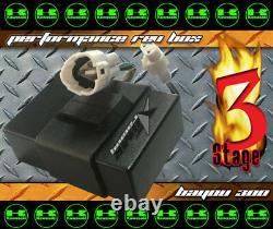 CDI Box High Performance Rev Module for Kawasaki Bayou 300 1999-2004 Stage 3