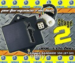 CDI Box High Performance Rev Module for Yamaha Banshee 350 1987-1994 Stage 2