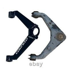 Cognito Boxed BJ Control Arm Level Kit 01-10 GM Trucks Stage 4 with Fox Shocks
