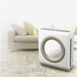 Coway Mighty 4 Stage Filtration Air Purifier with HEPA & Eco Mode, White(Open Box)