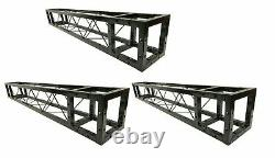 Crank Up 15FT Box Truss Light Stand System DJ Lighting Trussing Stage Mount PA