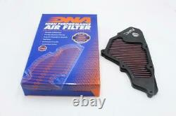 DNA Stage 2 Air Box Cover Filter Kit Yamaha XT 660 Z Tenere 2008-15 P-Y6E08-S2
