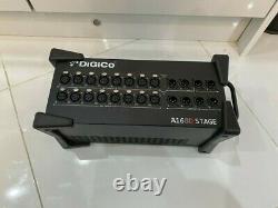Digico A168d Stage Box 16 Analog Inputs X 8 Output I/o Expander Boxeduk