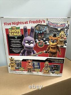 Five Nights At Freddys The Show Stage Classic Series Construction Set 314