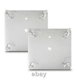 GALAXY STAGE 2-pack 12 x 12 Aluminum Base Plate for F34 GS34 Box Truss