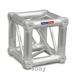 GALAXY STAGE Universal Corner Junction Square Block F34 for 12 Box Truss