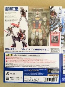 GUNDAM FACTORY YOKOHAMA RX-78 F00 ROBOT Tamashii Stage ACT. G-DOCK Limited Set