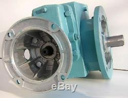 Heavy Duty Speed Reducer / Power Take-off 2 Stage Gear Box 1001 Ratio, New