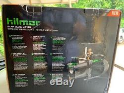 Hilmor two stage vacuum pump. Brand new new unopened box