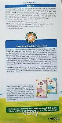 Holle Stage-3-Organic-infant-Formula- 4-boxes Free priority-Shipping