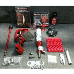 Hornady 085003 Lock-N-load Classic Single Stage Reloading Press Kit New In Box