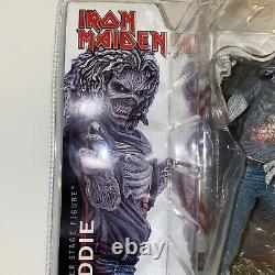 Iron Maiden Killers Eddie 7 Action Figure Super Stage McFarlane Toys New Spawn