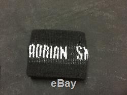Iron Maiden X1 Adrian Smith Stage Worncustom Tour Wristband Spain Box A5