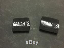 Iron Maiden X2 Adrian Smith Stage Worncustom Tour Wristband Spain Two Box A4