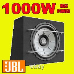 JBL 12 Inch 1000w Car Audio Subwoofer Driver Bass Stage Sub Woofer Original Box
