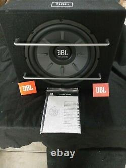 JBL STAGE1200B 1000W Stage Series Single 12 Sealed Subwoofer Enclosure Open Box
