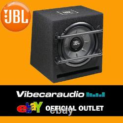 JBL Stage 800BA 8 Ported Powered Active Amplifier Subwoofer Box Enclosure 200W
