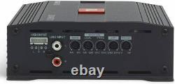 JBL Stage A3001 300-Watt @ 2 ohms Monoblock Subwoofer Amplifier (Open Box)