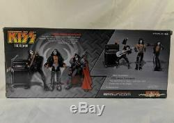 KISS The Demon Gene Simmons Super Stage Figures 3-Pack Box Set