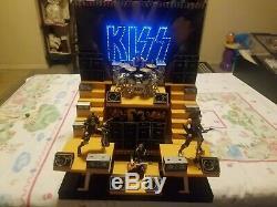 KISS alive ll stage boxed set Bif BANG Pow