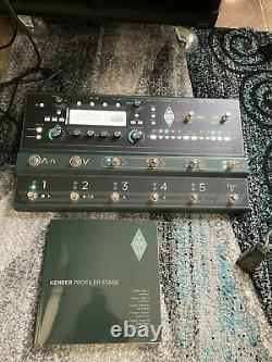 Kemper Profiler Stage basically New In Box Never Used
