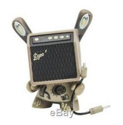 Kidrobot 3 Dunny Evolved Series Mcbess Stage 3 Amp Box Speaker Rare Chase /