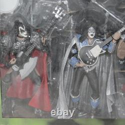 Kiss Creatures Special Limited Edition Box Set 2002 McFarlane Toys Super Stage